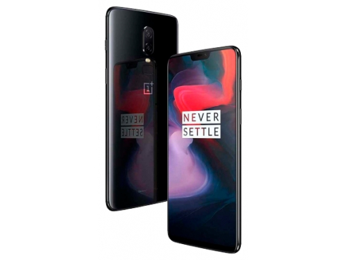 Смартфон OnePlus 6 6/64Gb Mirror, черный, вид 2