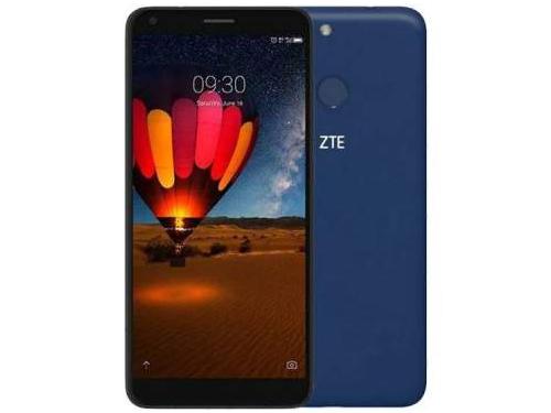 Смартфон ZTE V9 Vita 3/32Gb, синий, вид 1