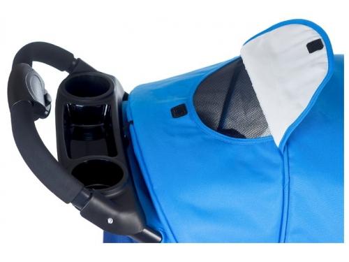 Коляска Babyhit Travel Air, серо-синяя, вид 2