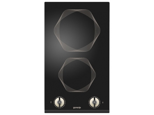 Варочная поверхность Gorenje Infinity EC310INI, черная, вид 1