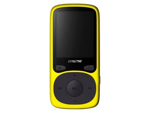 Медиаплеер Digma B3 8Gb, желтый, вид 1