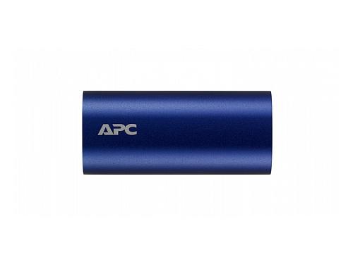 Аксессуар для телефона APC by Schneider Electric M3BL-EC, синий, вид 1