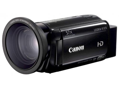 Видеокамера Canon Legria HF R78, вид 2