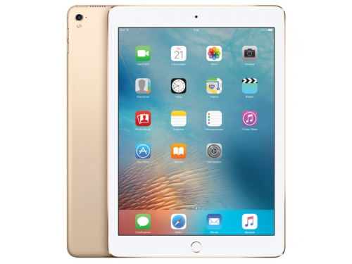 Планшет Apple iPad Pro 9.7 128Gb Wi-Fi, золотистый, вид 1