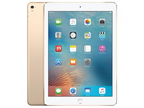 Планшет Apple iPad Pro 9.7, 32Gb Wi-Fi + Cellular золотистый, вид 3