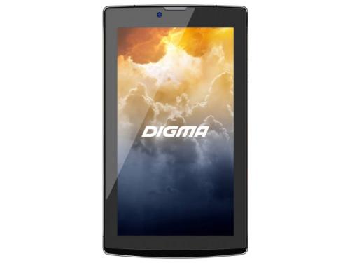 Планшет Digma Plane 7004 3G, темно-серый, вид 1