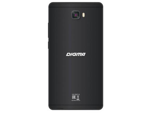 Смартфон Digma Vox S502 3G, серый титан/серый, вид 2