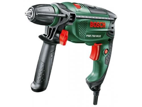 ����� Bosch PSB 750 RCE, ���, 750 �� [0.603.128.520], ��� 1