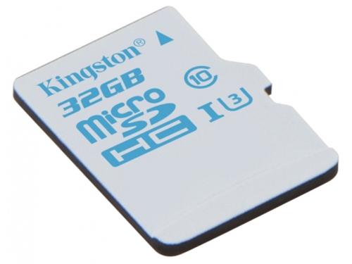 Карта памяти Kingston SDCAC/32GB (90/45, с адаптером), вид 1
