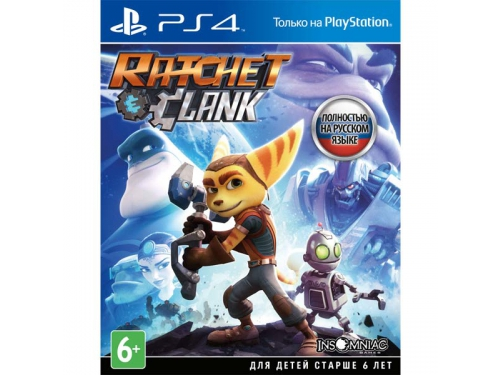 Игра для PS4 Ratchet & Clank, вид 1