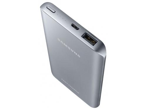 Аксессуар для телефона Samsung EB-PN920USRGRU, серебристый, вид 1