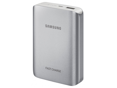 Аксессуар для телефона Samsung EB-PG935, серебристый, вид 2