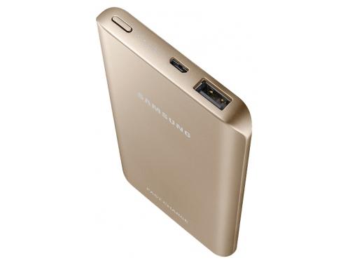 Аксессуар для телефона Samsung EB-PN920UFRGRU, золотистый, вид 2