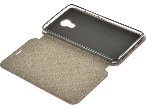 Чехол для смартфона SkinBOX Lux для Meizu M3 Note, красный, вид 4