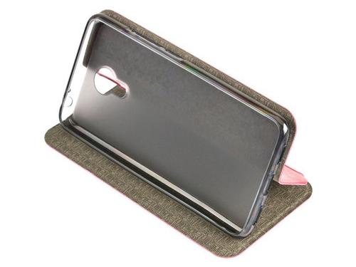 Чехол для смартфона SkinBOX Lux для Meizu M3 Note, красный, вид 5