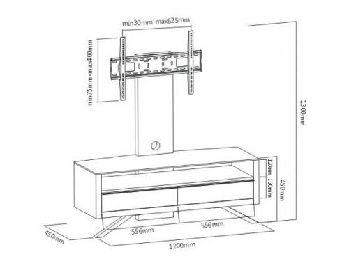 Кронштейн Arm Media Triton-30 (32-70