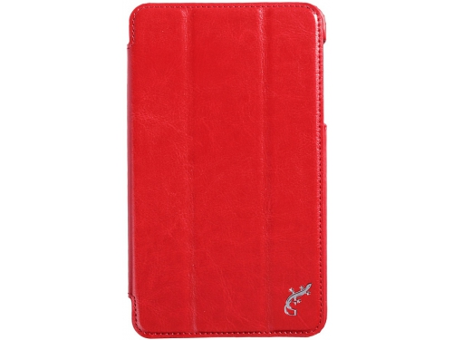 Чехол для планшета G-case Slim Premium для Samsung Galaxy Tab A 7.0, красный, вид 1
