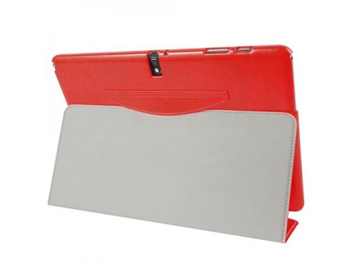 Чехол для планшета G-case Slim Premium для Samsung Galaxy Tab A 7.0, красный, вид 2
