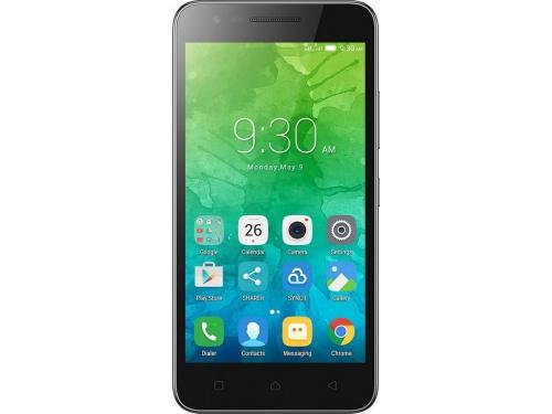 Смартфон Lenovo Vibe C2 (K10A40) 2SIM LTE 8Gb, чёрный, вид 1
