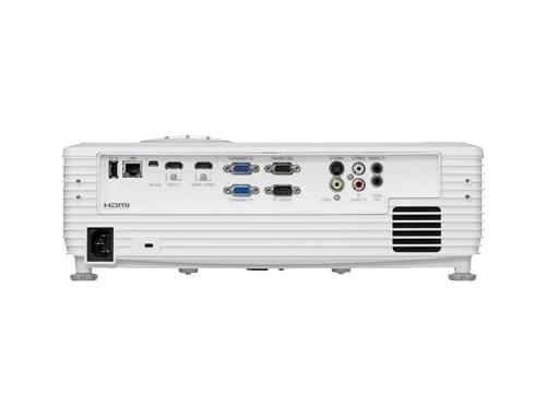 Мультимедиа-проектор Ricoh PJ WX5770 (стационарный), вид 2