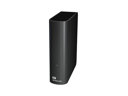 Товар внешний HDD Western Digital Elements Desktop 6 TB (WDBWLG0060HBK-EESN) 6Tb, вид 1