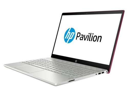 Ноутбук HP Pavilion 15-cs0049ur , вид 3