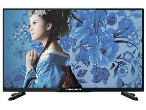 телевизор Erisson 50FLEA99T2SM, черный, вид 1