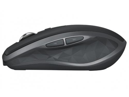 Мышь Logitech MX Anywhere 2S, графит, вид 4