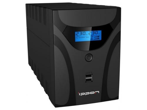 Источник бесперебойного питания Ippon Smart Power Pro II Euro 2200 1200Вт/2200ВА, вид 2