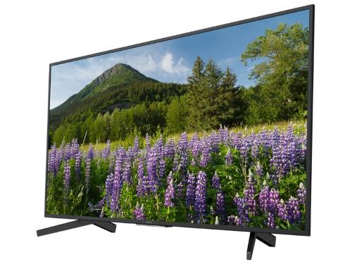 телевизор Sony KD43XF7005, черный, вид 2