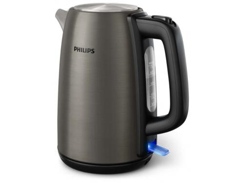 Чайник электрический Philips HD 9352/80 (металл), вид 2