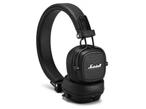 Наушники Marshall Major III Bluetooth, черные, вид 1