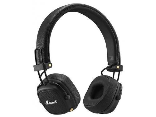 Наушники Marshall Major III Bluetooth, черные, вид 2