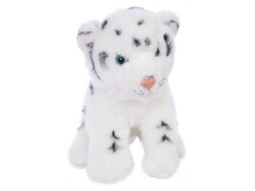 Игрушка мягкая Fluffy Family Белый тигрёнок 20 см (искусственный мех), вид 1