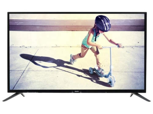 телевизор Philips 43PFS4062/60, черный, вид 1