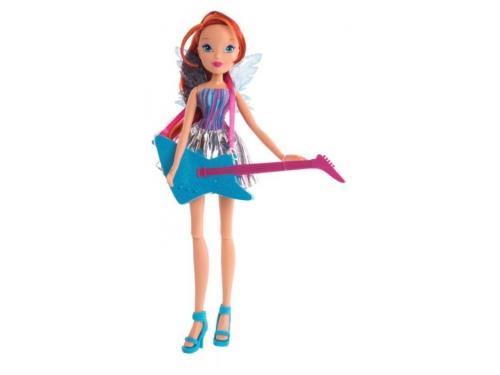 Кукла Winx Club Рок-н-ролл Блум, 28 см, IW01591801, вид 2