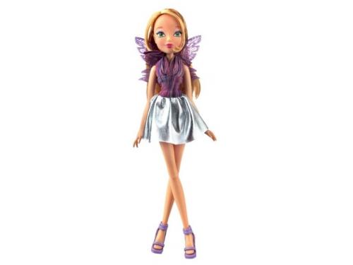 Кукла Winx Club Рок-н-ролл Флора, 28 см, IW01591802, вид 1