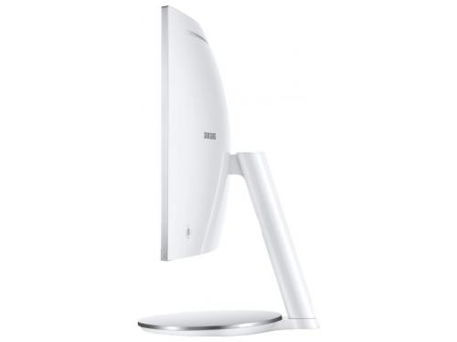 Монитор Samsung C34J791WTI, белый, вид 4