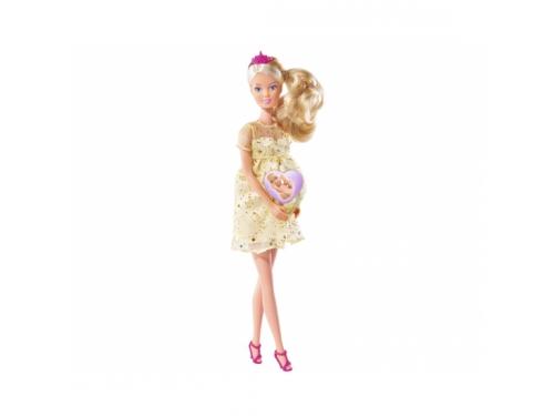 Кукла Simba Штеффи беременная (королевский набор) 29 см, вид 1