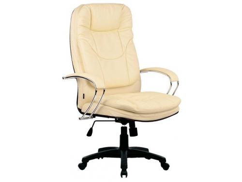 Компьютерное кресло МЕТТА LK-11 PL № 720 бежевое, вид 1