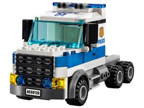 Конструктор LEGO City 60139 Мобильный командный центр, вид 7