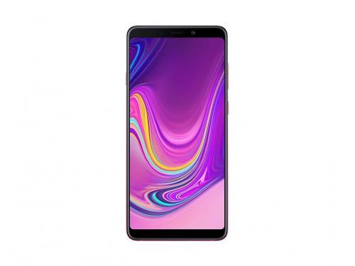 Смартфон Samsung Galaxy A9 (2018) SM-A920 6/128Гб розовый, вид 1