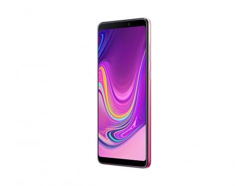 Смартфон Samsung Galaxy A9 (2018) SM-A920 6/128Гб розовый, вид 3