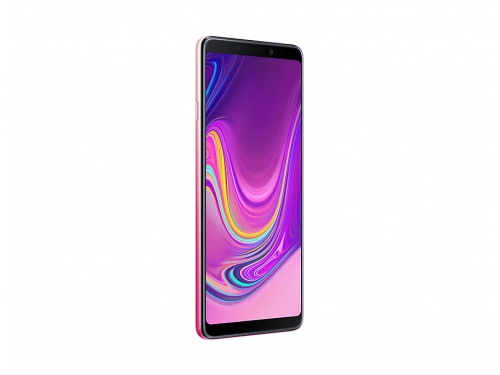 Смартфон Samsung Galaxy A9 (2018) SM-A920 6/128Гб розовый, вид 4
