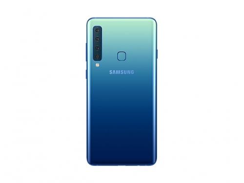 Смартфон Samsung Galaxy A9 (2018) SM-A920 6/128Гб синий, вид 2