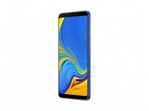 Смартфон Samsung Galaxy A9 (2018) SM-A920 6/128Гб синий, вид 3