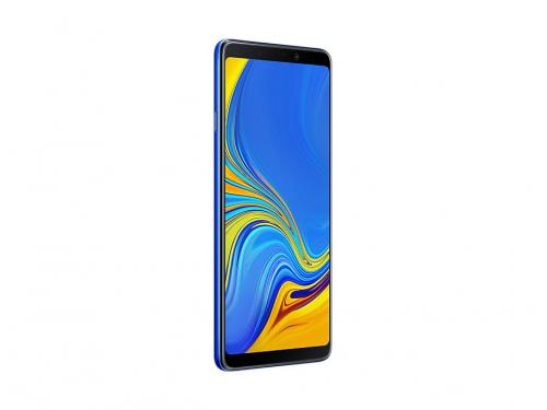 Смартфон Samsung Galaxy A9 (2018) SM-A920 6/128Гб синий, вид 4