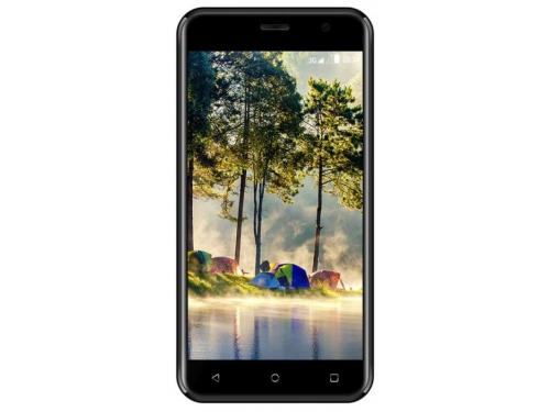 Смартфон Digma Joy 3G Linx 512/4Gb, темно-серый, вид 1