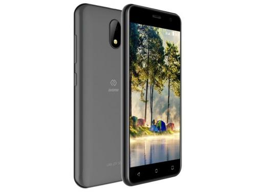 Смартфон Digma Joy 3G Linx 512/4Gb, темно-серый, вид 3