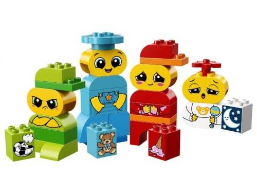 Конструктор LEGO Duplo 10861 Мои первые эмоции (классический), вид 1